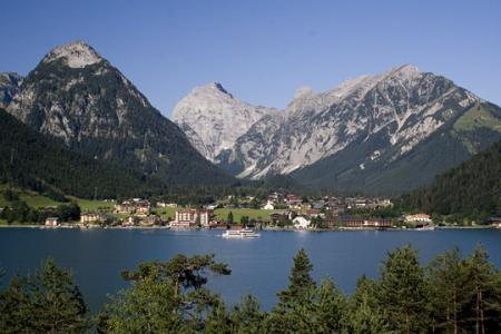 Sommer in Pertisau am Achensee
